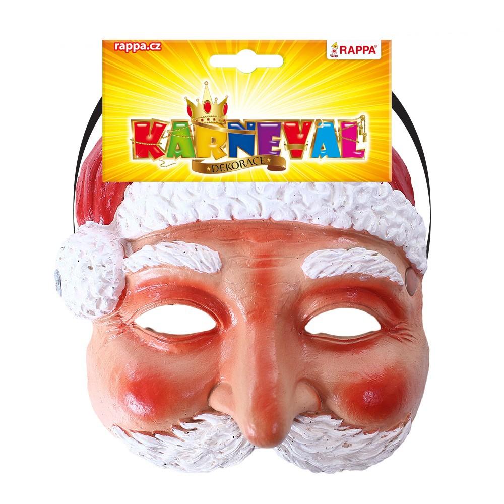 Maska Mikuláš/Santa Claus