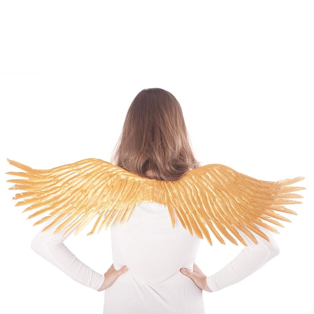 Anjelské krídla zlaté