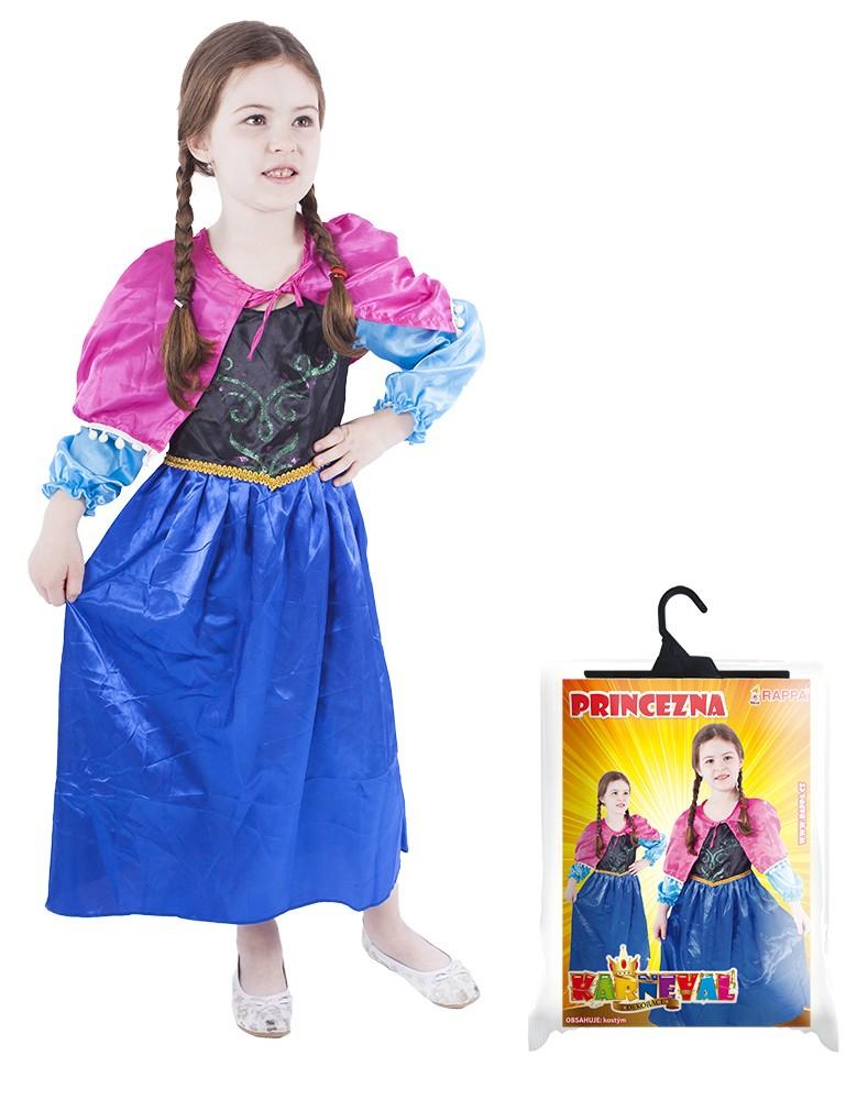 Karnevalový kostým princezná  657acaf8ce0