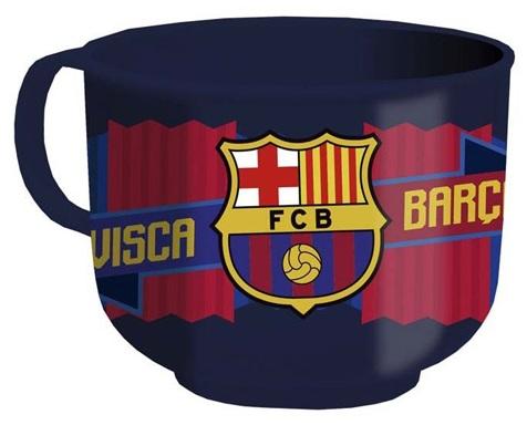 Hrnček FC Barcelona plast