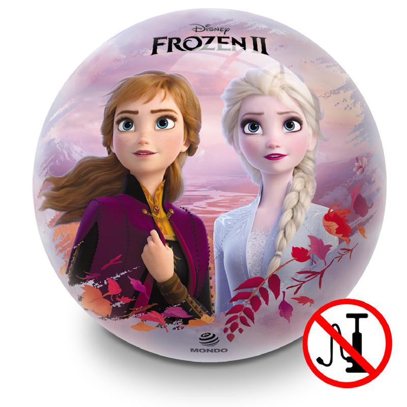 Lopta Frozen 23cm, vyfúknutá