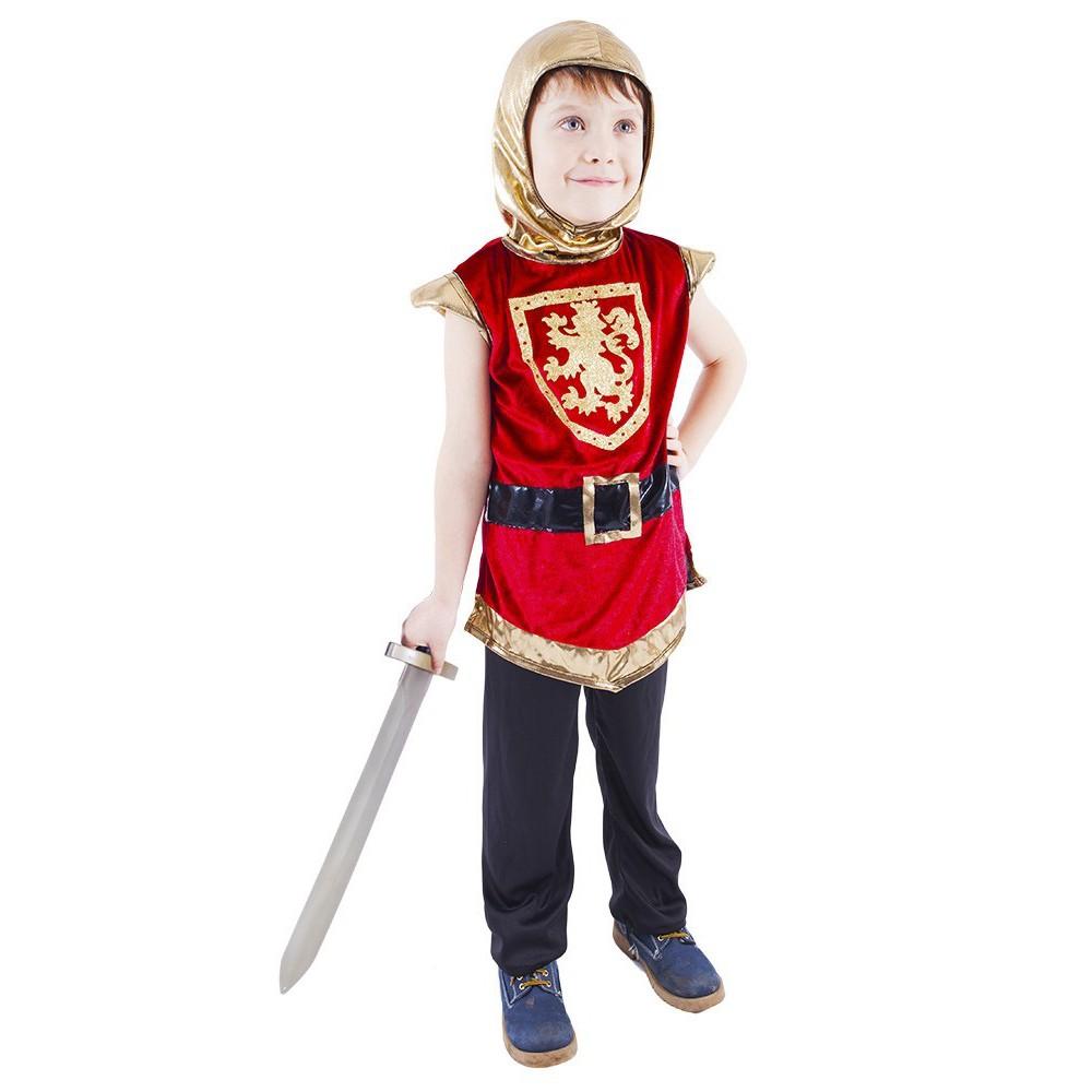 Karnevalový kostým Rytier s erbom  4/6 rokov