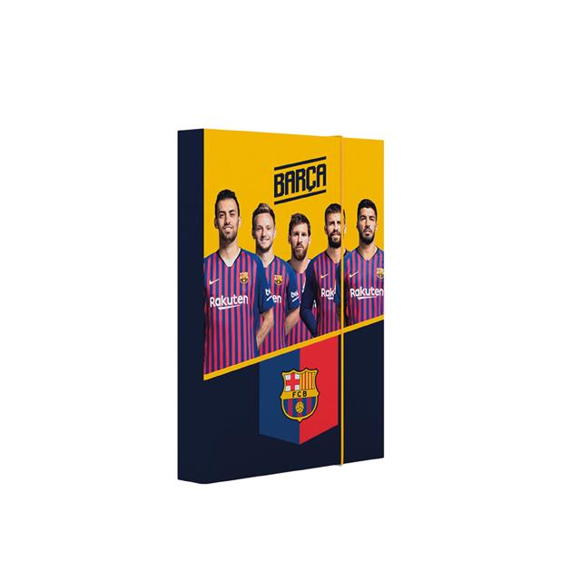 Box na zošity formát A5 Fc Barcelona