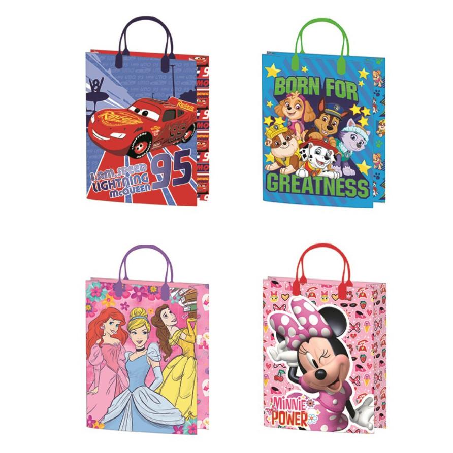 Darčeková taška PP Disney 18,5 x 25 x 8 cm