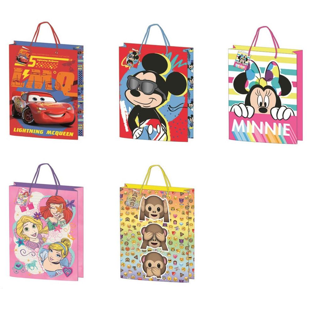 Papierová darčeková taška Disney 24 x 17,7 x 10,2 cm