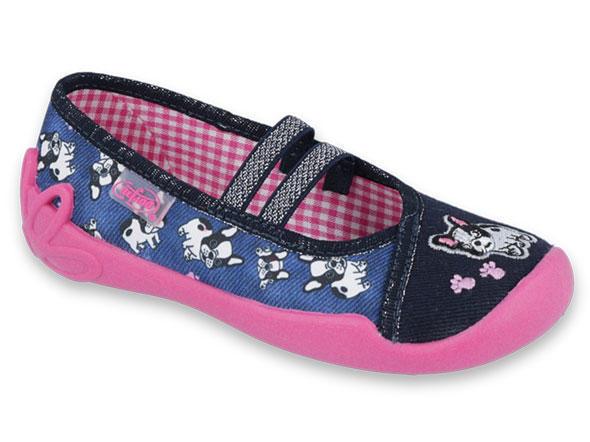 Dievčenské papuče BEFADO- 116X256 27