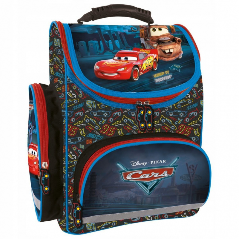Školská taška Cars