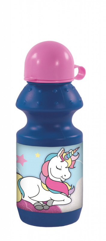 Jednorožec fľaša na pitie