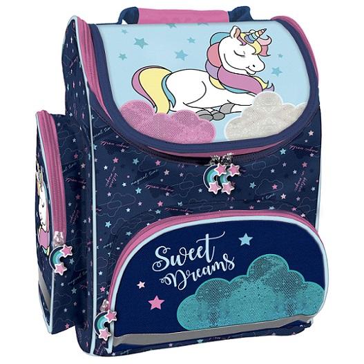Školská taška Jednorožec