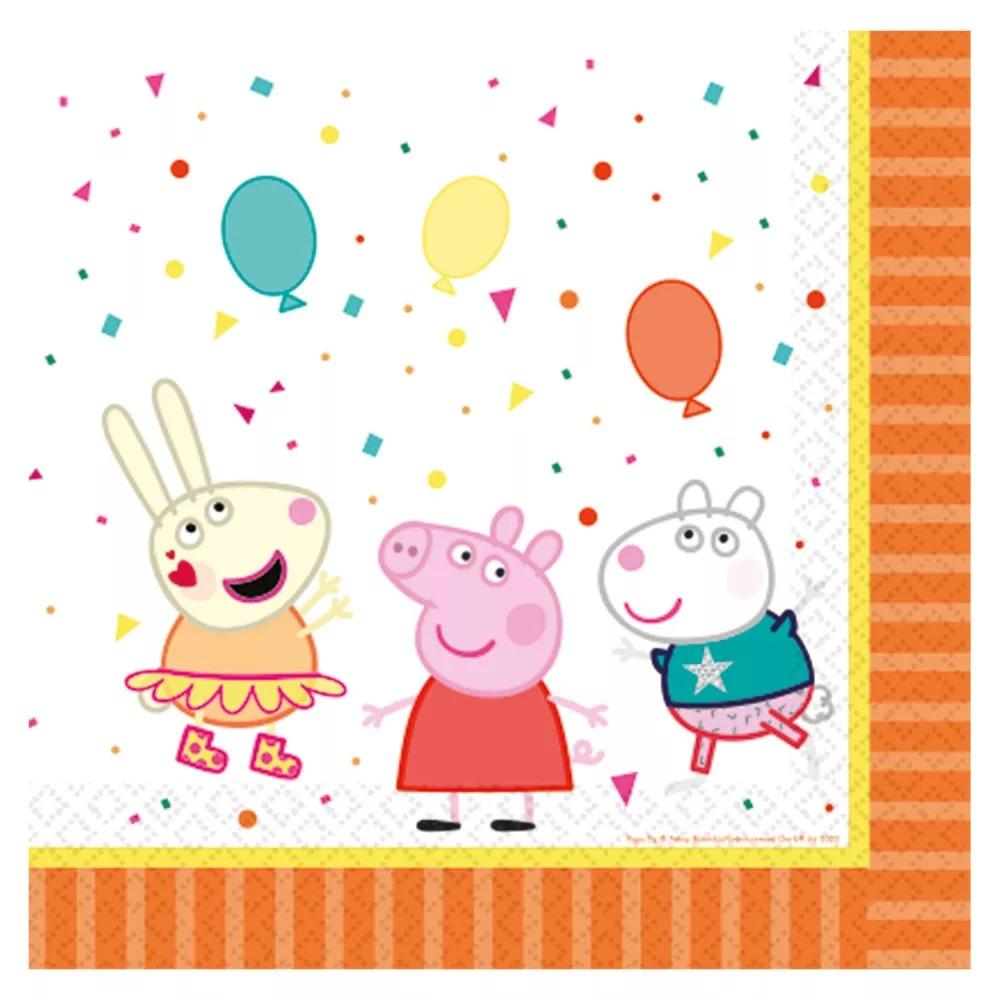 Párty servítky Peppa Pig