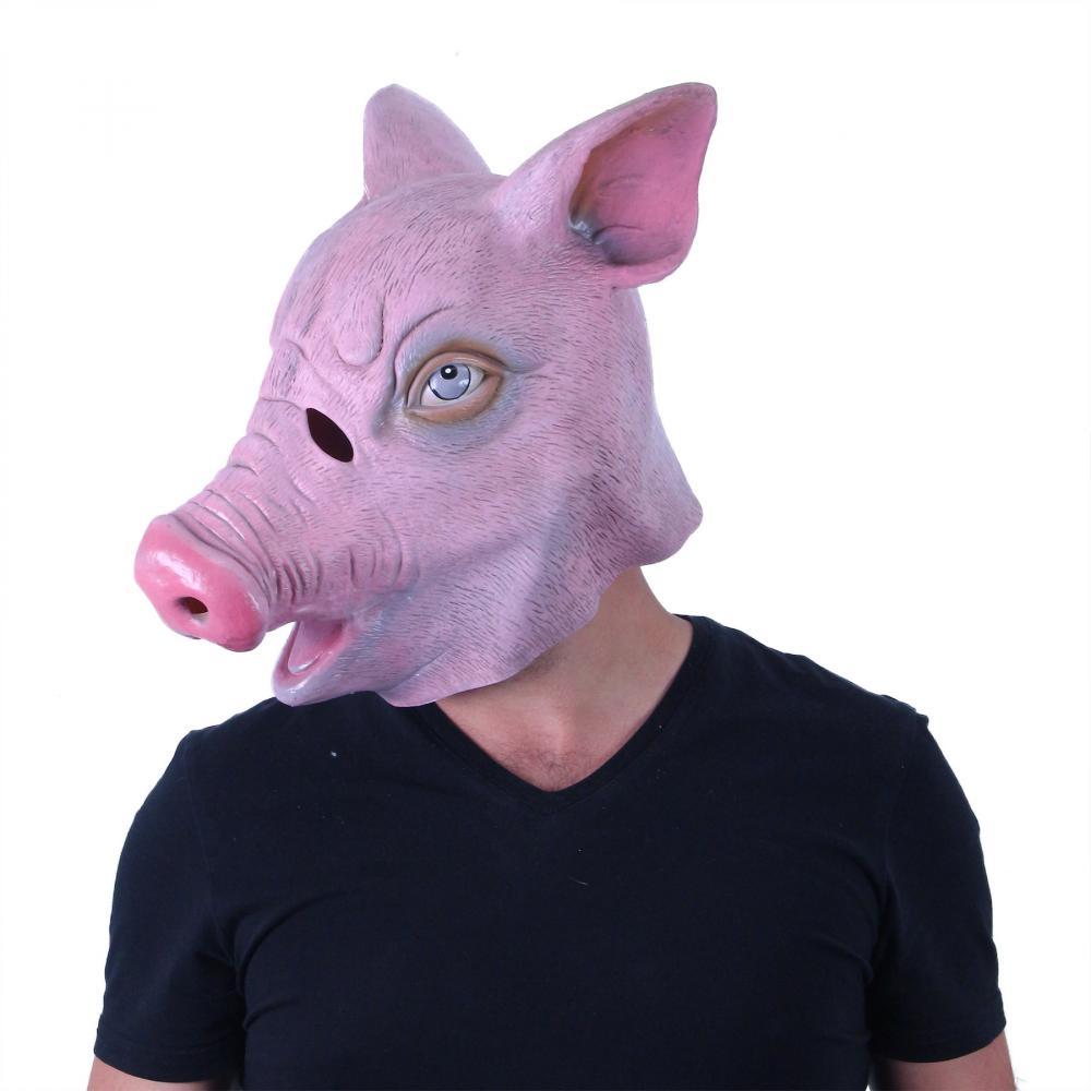 Maska pre dospelých prasa
