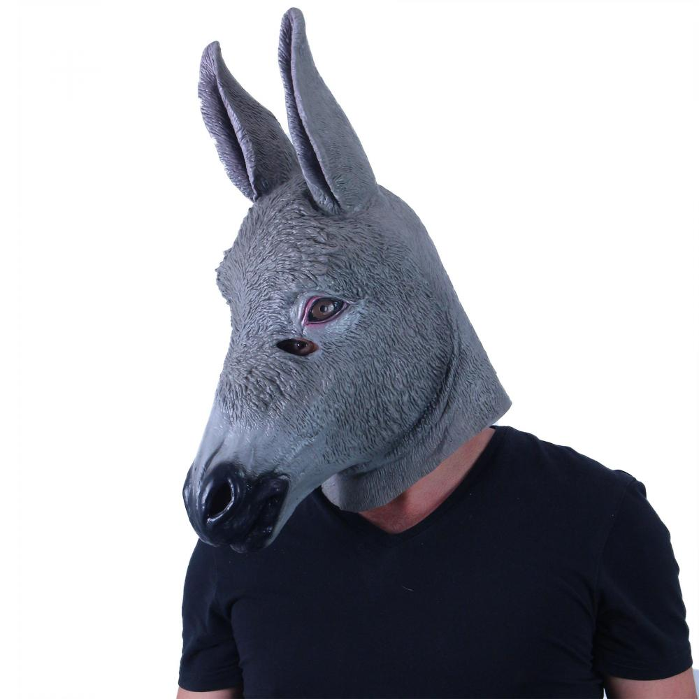 Maska pre dospelých somár