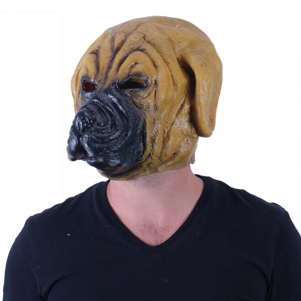 Maska pre dospelých pes