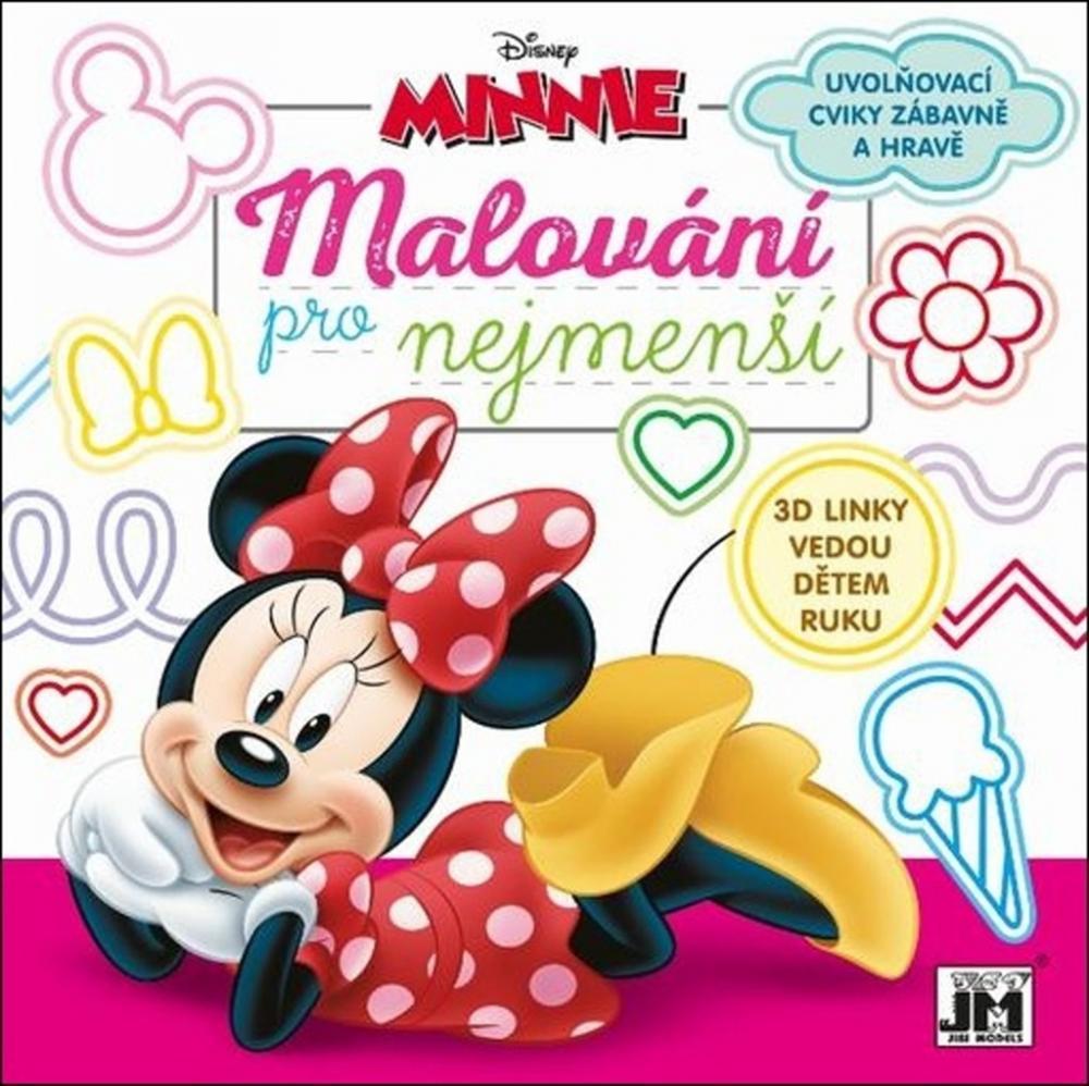 Omaľovánka Minnie