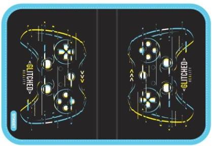 Peračník Gamepad- dvojklopý, plnený