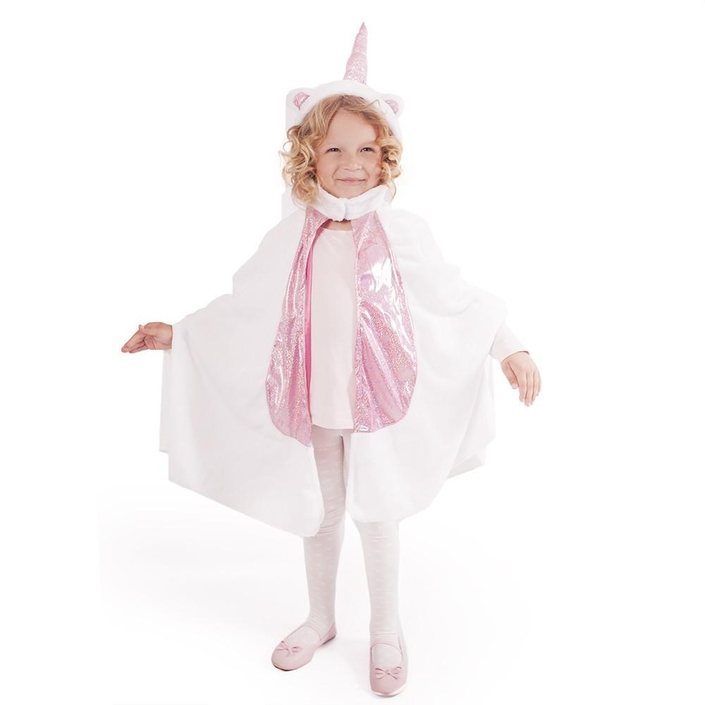 Karnevalový plášť Jednorožec
