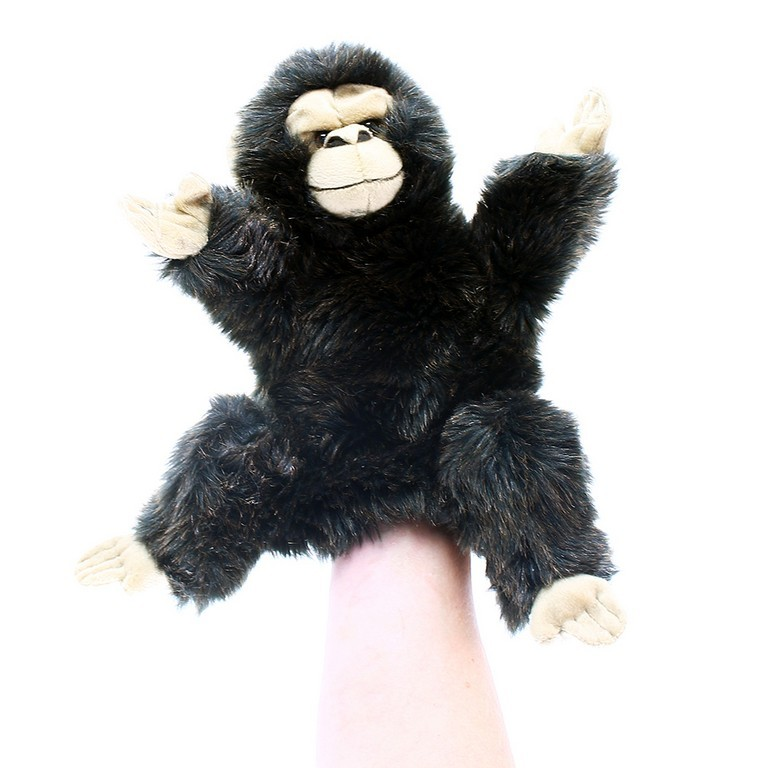 Plyšová opica maňuška 28cm