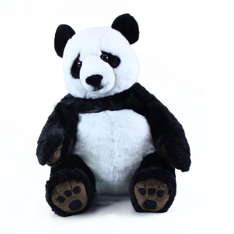 Plyšová panda veľká sediaca, 61cm