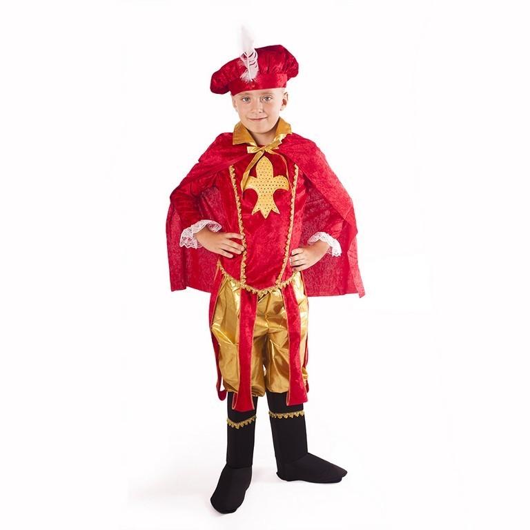 Karnevalový kostým Princ, veľ. M