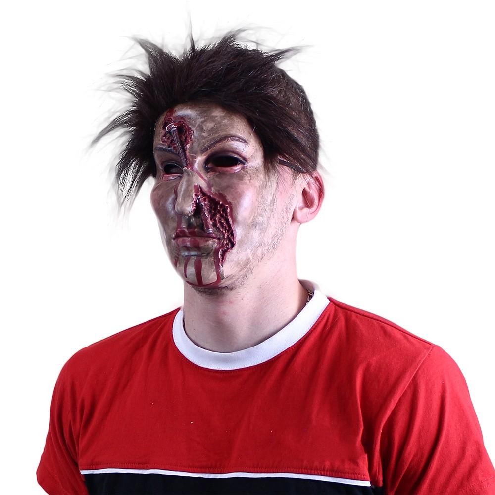 Maska skrutka v hlave