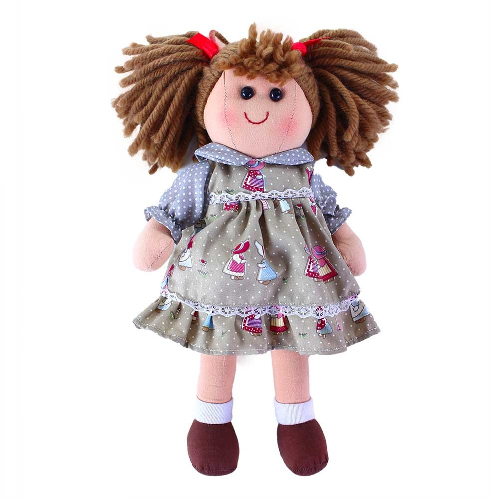 Bábika Tonička 30cm, handrová