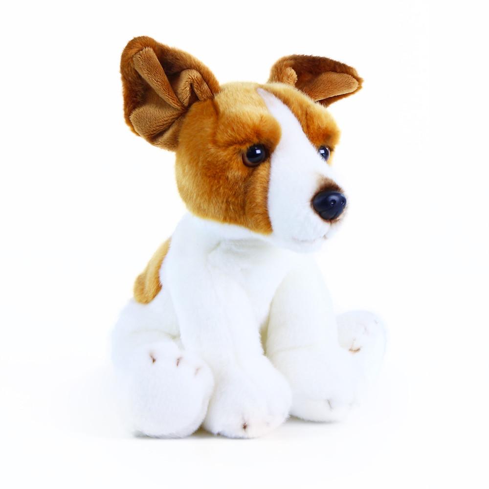 Plyšový pes Jack Russel, 30cm