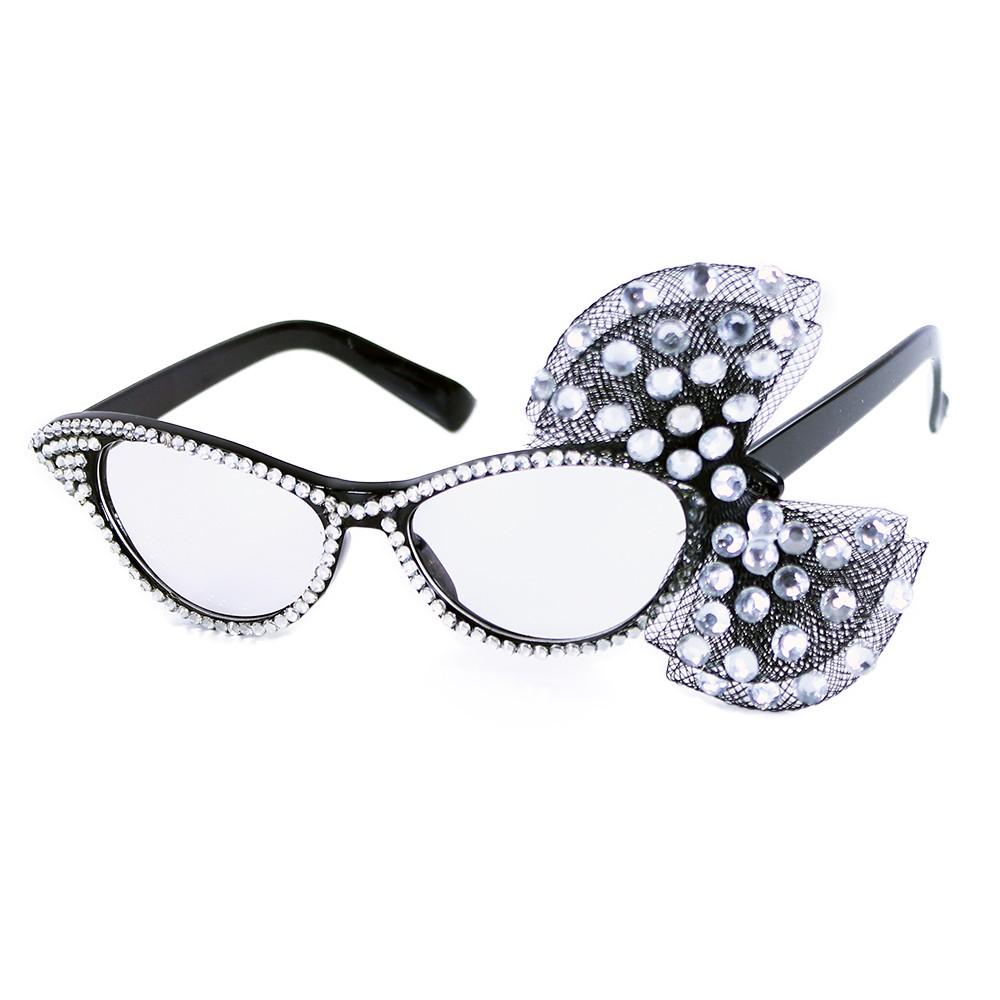 Okuliare s mašľou
