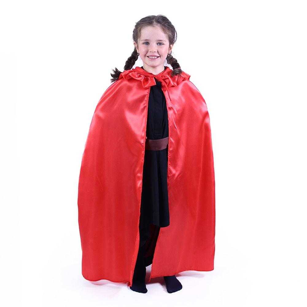 Karnevalový plášť Červená čiapočka