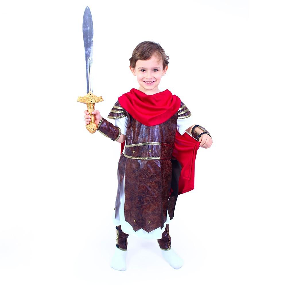 Karnevalový kostým gladiátor M, 6-8 rokov