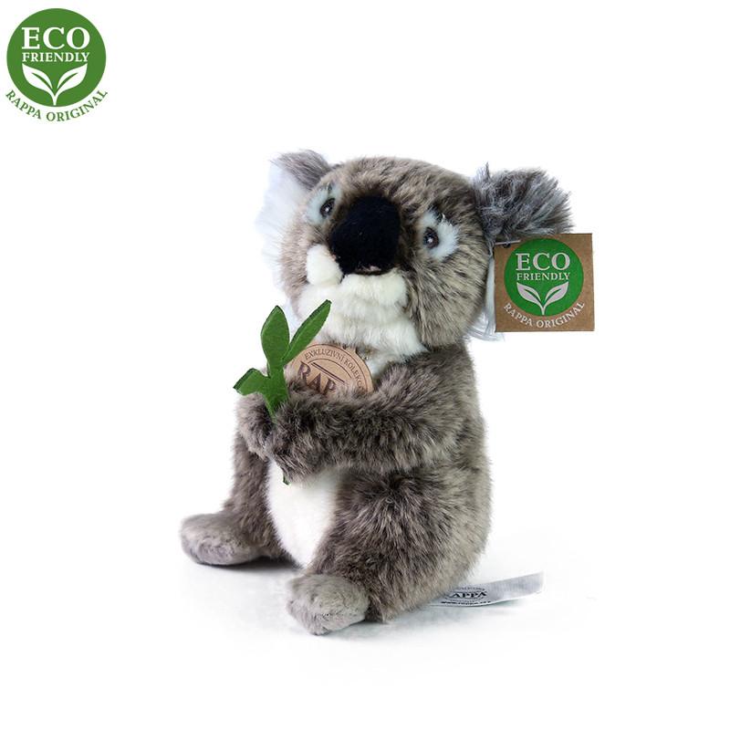 Plyšová koala sediaca, 15 cm, ECO-FRIENDLY