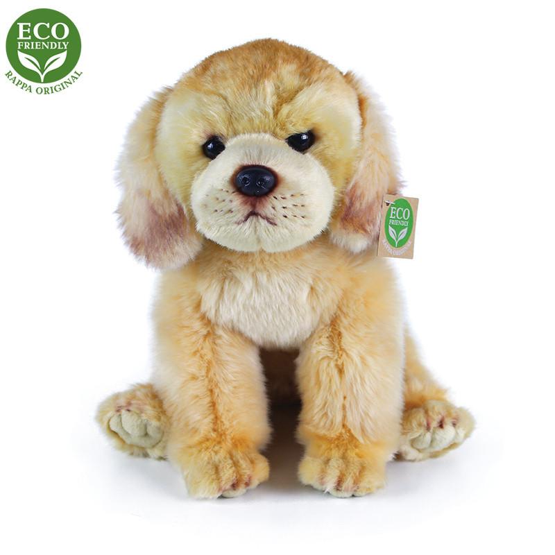 Plyšový labrador sediaci, Eco-friendly