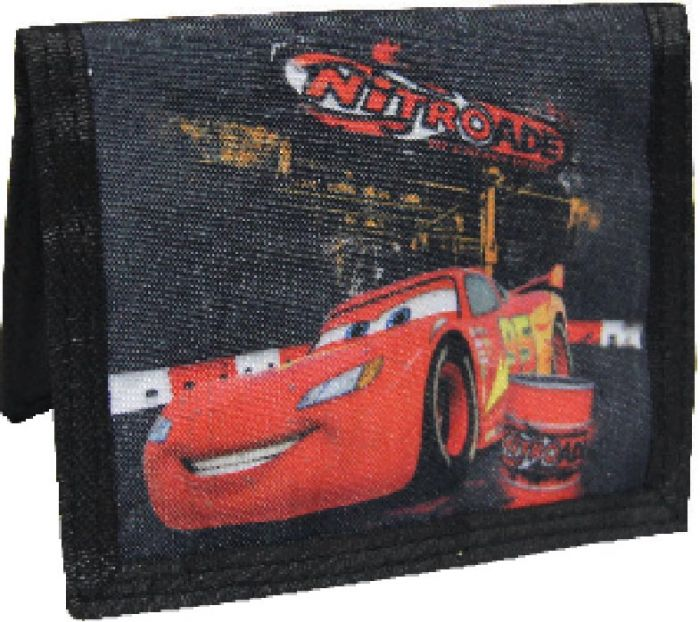 Peňaženka Cars