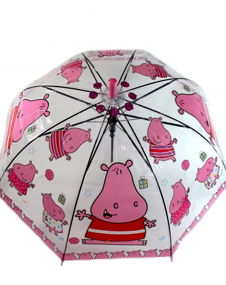 Dáždnik Hrošíci s píšťaľkou