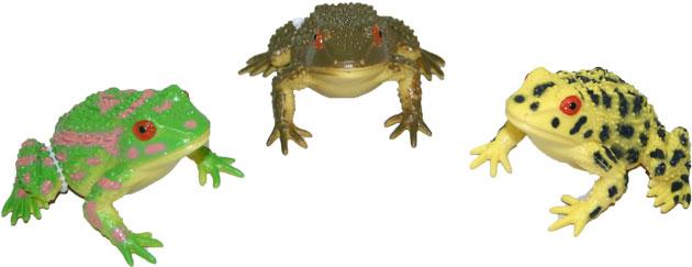 Žaba so zvukom 8cm