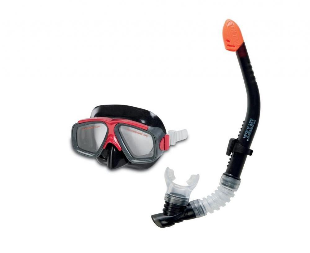 Sada na potápanie, okuliare a šnorchel, 8+