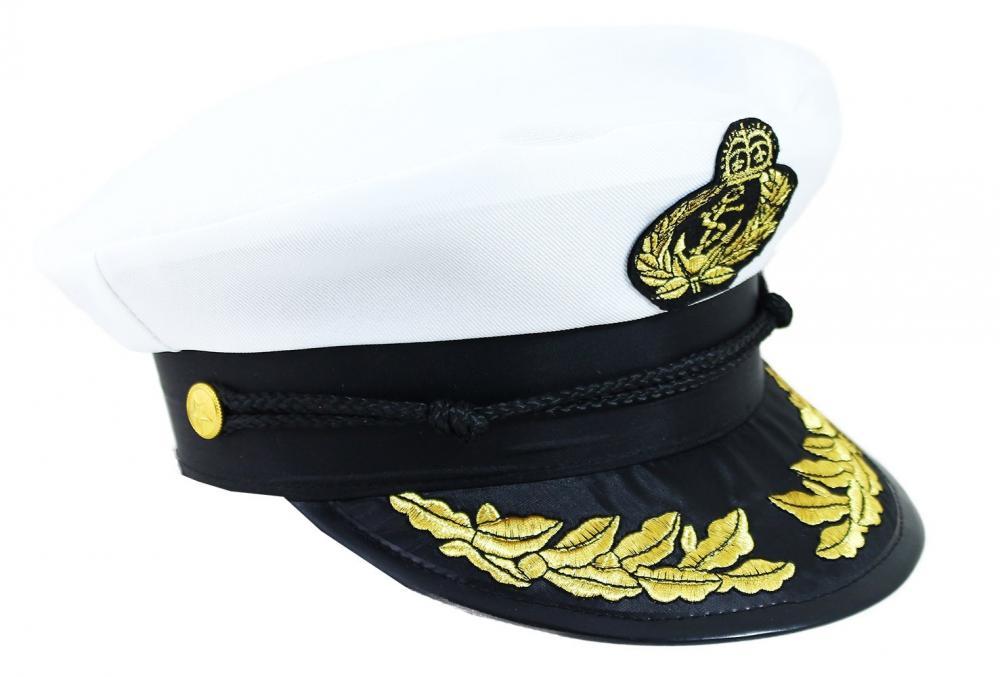 Čiapka námorník pre dospelých