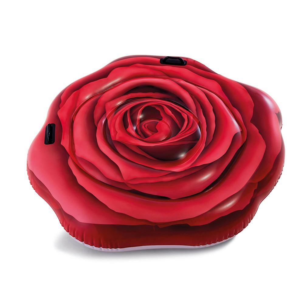 Nafukovačka Červená ruža 137x132cm