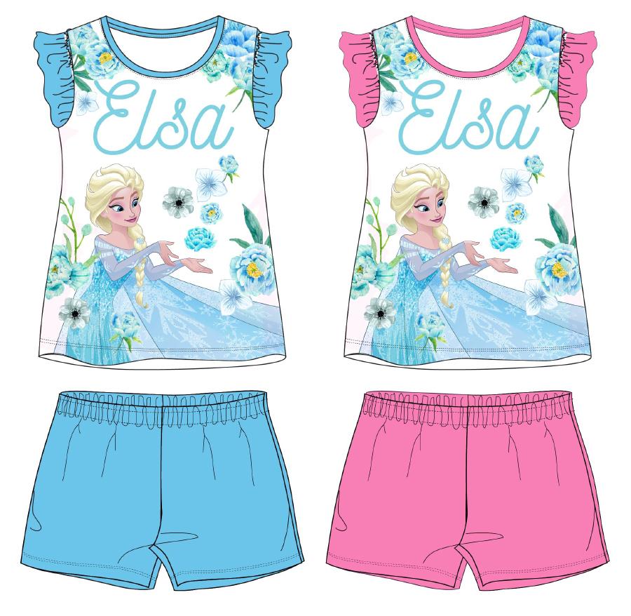 cecd63dc7c2 Pyžamo Frozen ružové a modré