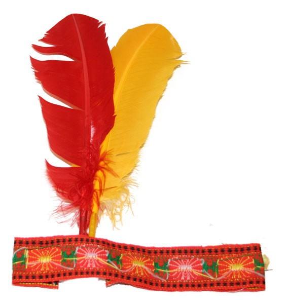 Čelenka Rybana indiánska