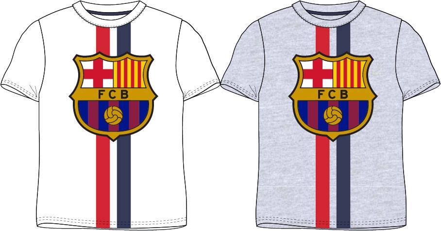 Tričko FC Barcelona 116 biela