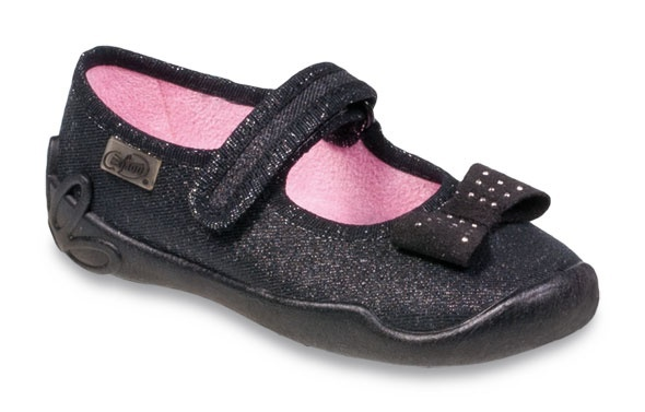 Dievčenské papuče, balerínky BEFADO - 114X240 25