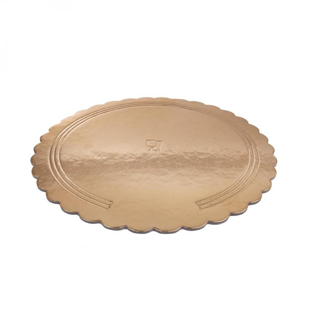 Podložka pod tortu obojstranná pr.26cm, 1ks