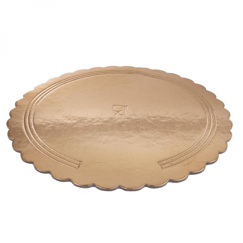 Podložka pod tortu obojstranná pr.32cm, 1ks