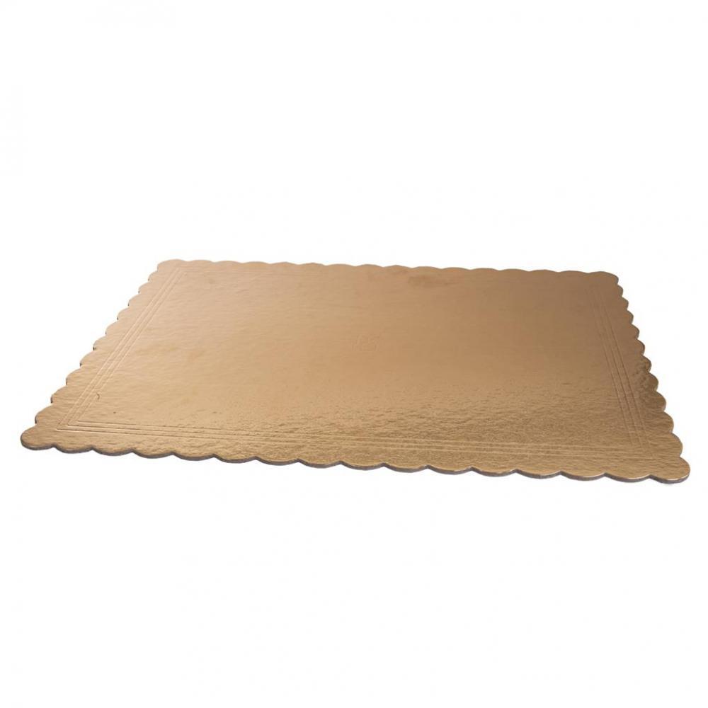 Podložka pod tortu obojstranná 40x30cm, 1ks