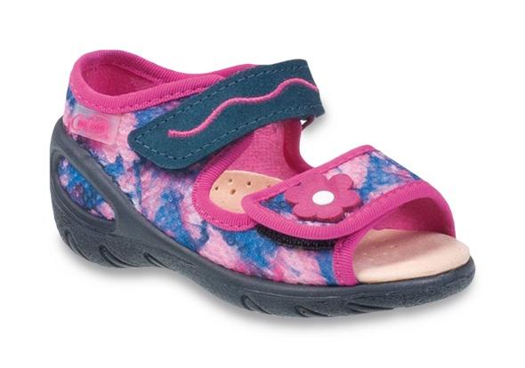 7d572a57ddf0 Dievčenské sandálky BEFADO - 433X021