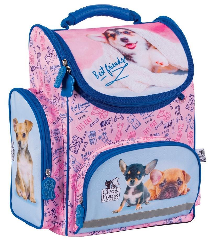 DEPORTE Školská taška šteniatka best Friends