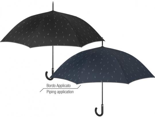 Pánsky dáždnik vvystrelovací