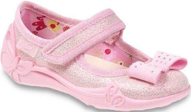 Dievčenské papuče, balerínky BEFADO - 332P057 21