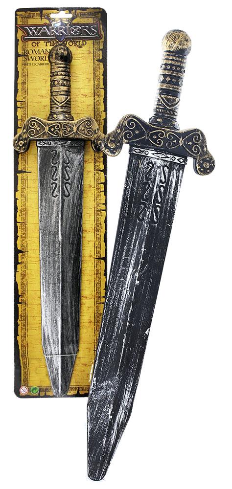 Meč Gladiátor bronz od 3 rokov