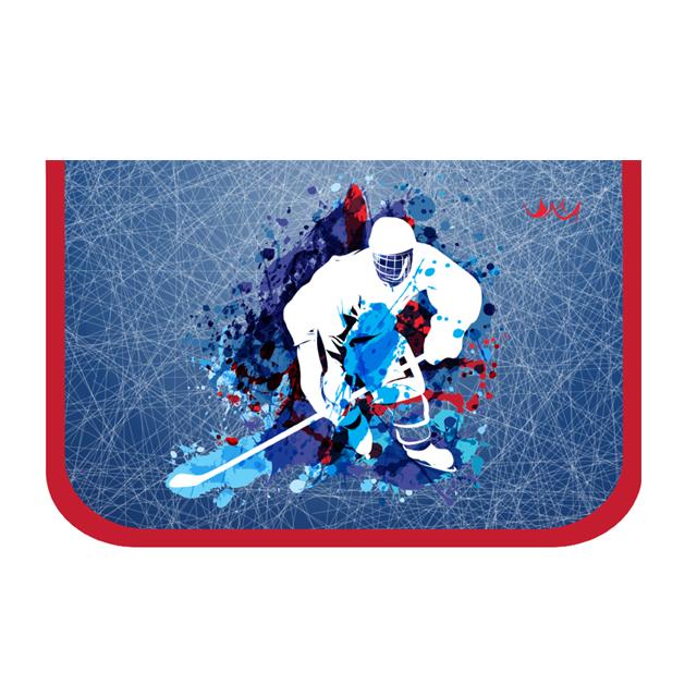 Peračník Hockey 2-chlopňový neplnený BELMIL